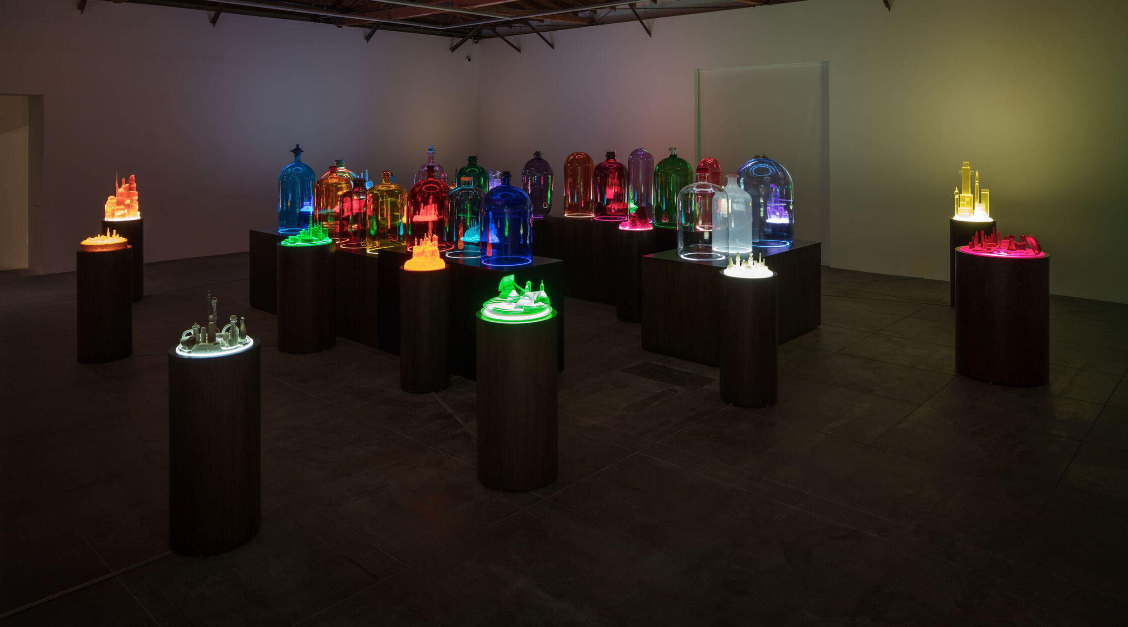 Mike Kelley: Kandors 1999 – 2011 — Hauser & Wirth Los Angeles