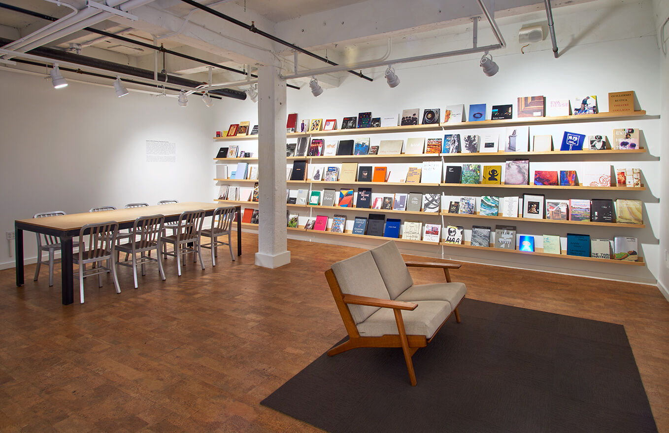 Book & Printed Matter Lab — Hauser & Wirth Los Angeles