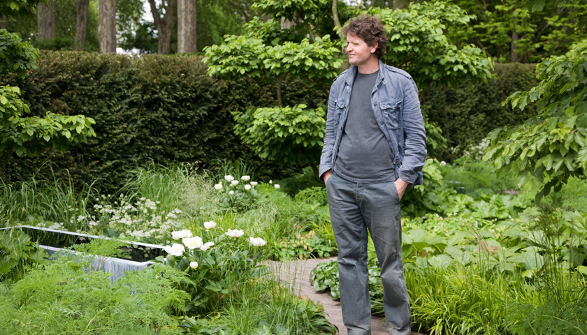 ART OF THE GARDEN: Tom Stuart Smith On Gardens And The Imagination