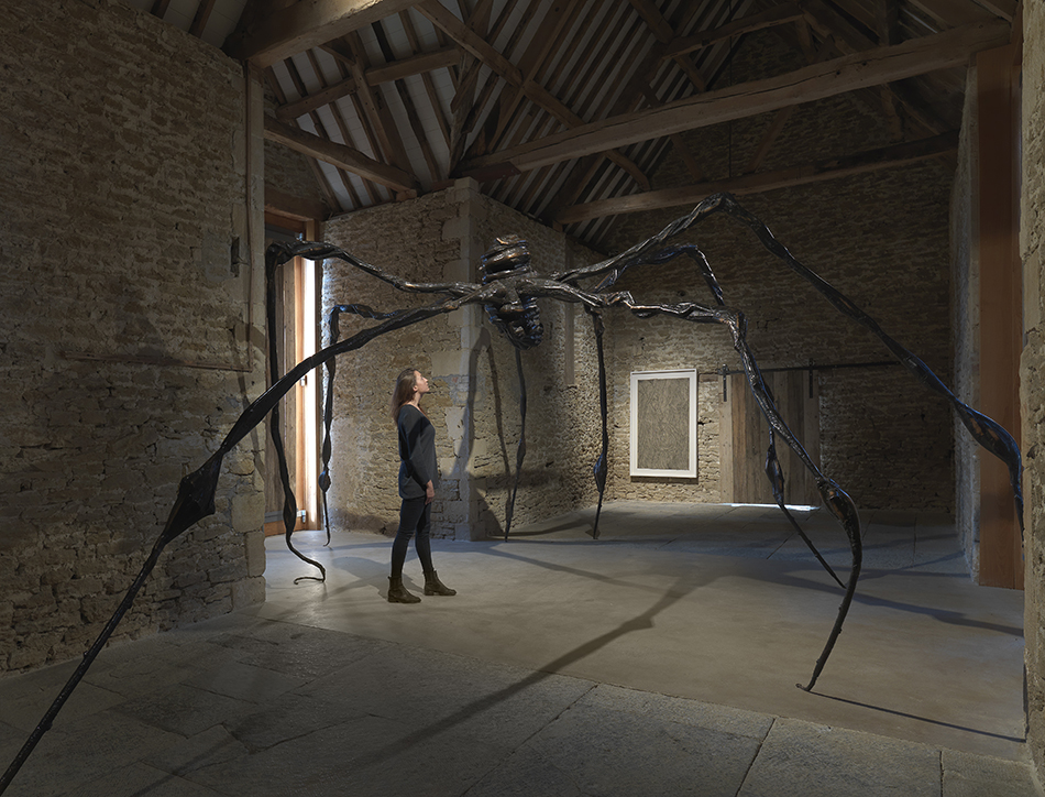 Installation view 3 for Louise Bourgeois: Turning Inwards