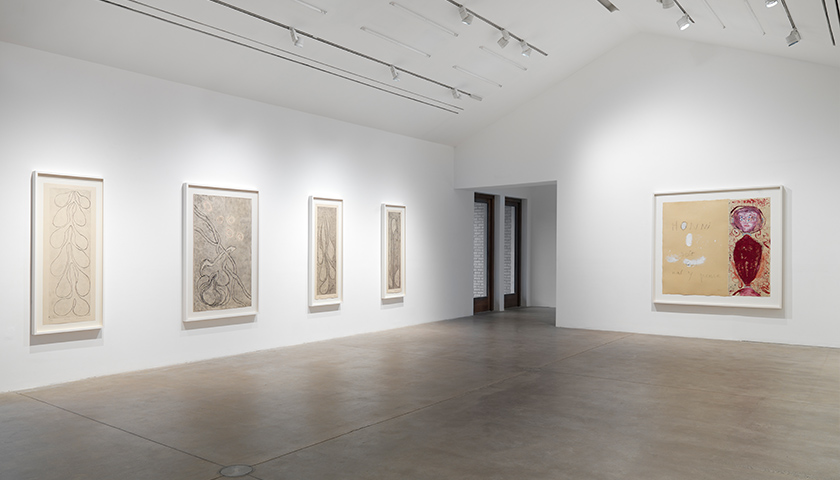 Installation view 10 for Louise Bourgeois: Turning Inwards