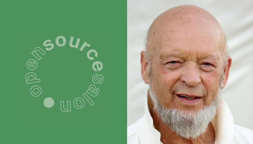 Open source salon with michael eavis hauser wirth somerset for Salon open source