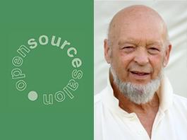 Open Source Salon with Michael Eavis<br>landscape – community – experience