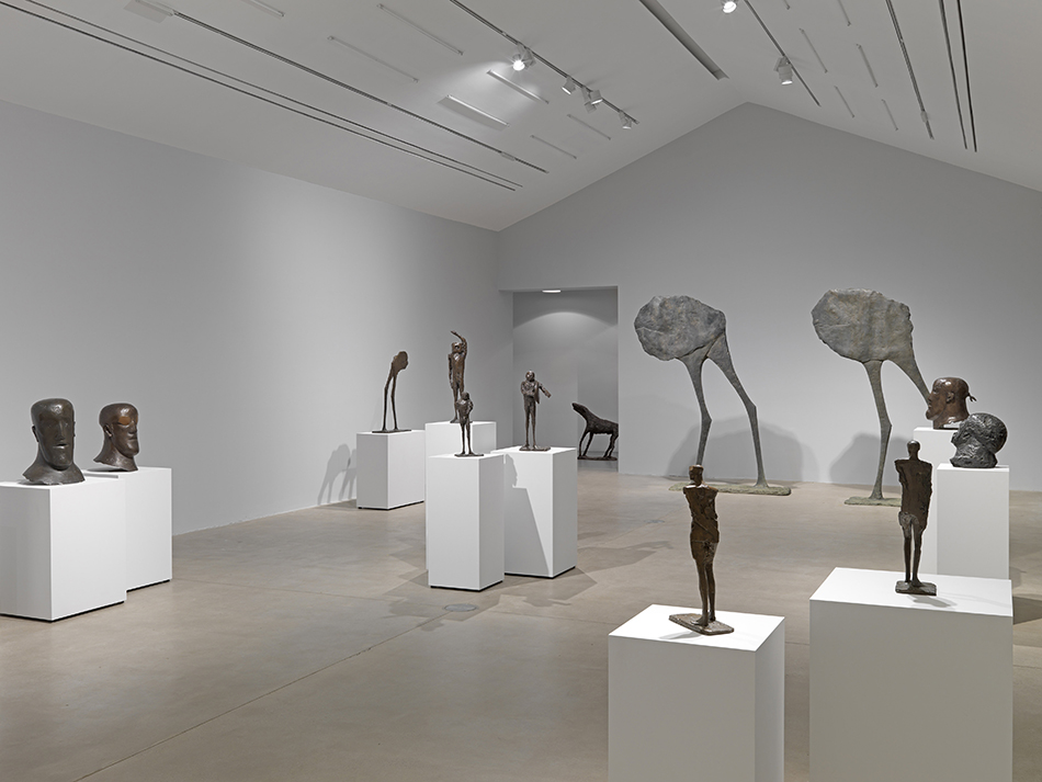 Installation view 13 for Elisabeth Frink: Transformation