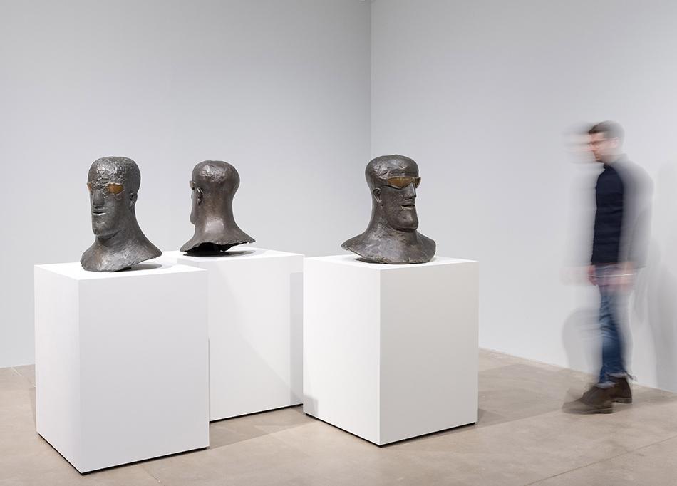 Installation view 17 for Elisabeth Frink: Transformation