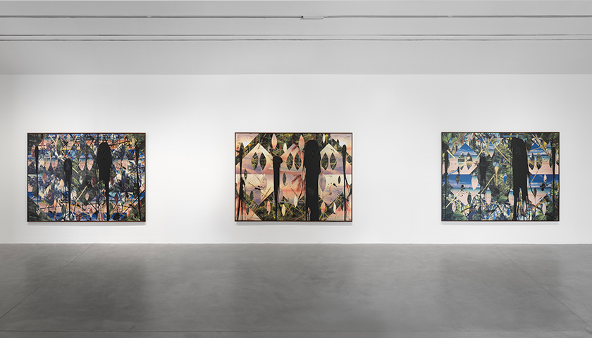 Installation view 12 for Rashid Johnson: Stranger