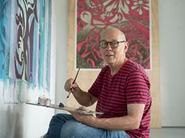 Open Studio and Talk: Mike Glier