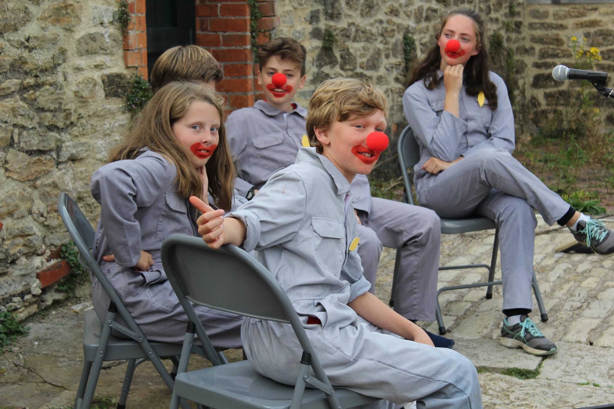 'We Are Strangers' A Performance Event at Hauser & Wirth Somerset