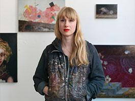Art Work: Meet the Painter – Anj Smith