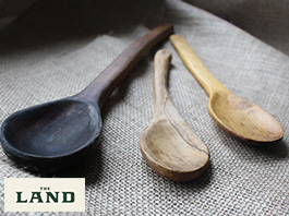 The Wooden Spoon: An Introduction to Carving