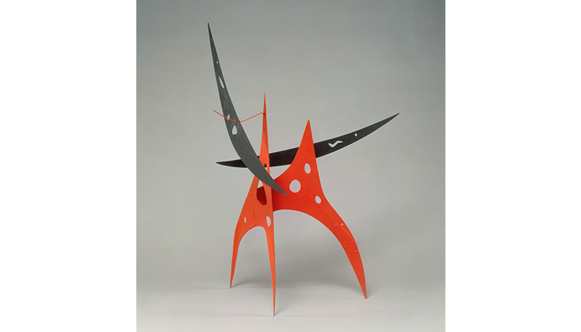Alexander Calder: <br/> From the Stony River to the Sky
