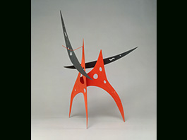 Private view: 'Alexander Calder. From the Stony River to the Sky'